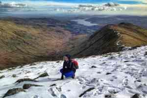 Hiking in the Lake District, Fairfield Horseshoe Hike
