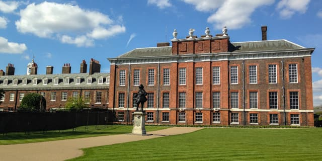 Kensington Palace, London, Royal Palace