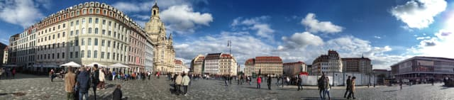 Dresden Old Town, Germany