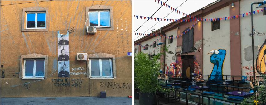 Savamala, Belgrade, Serbia