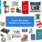 Travel Gift Guide, What to Buy a Traveller