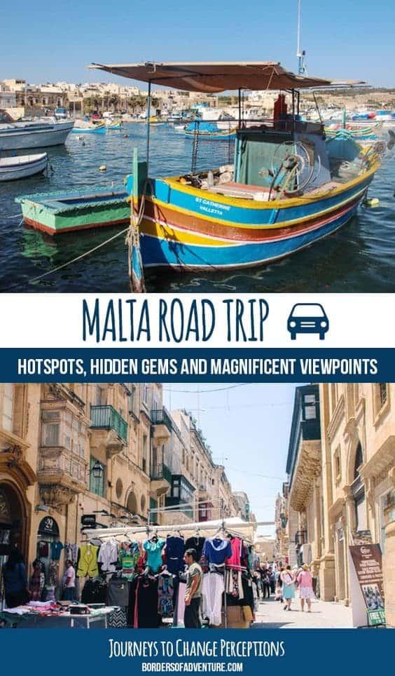 Malta Road Trip planning