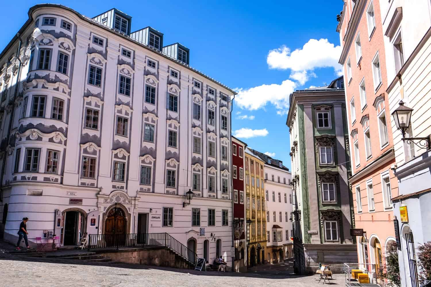 Experience (contemporary) history in Linz » Linz, Austria - offers ...
