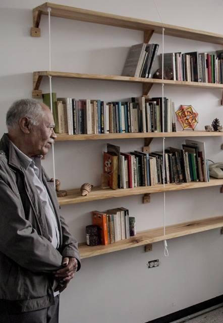 """Ramón González Escorihuela: """"Los libros están para que la gente lo disfrute"""""""