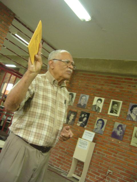 Razones del periodismo, una conferencia de Ramón González Escorihuela