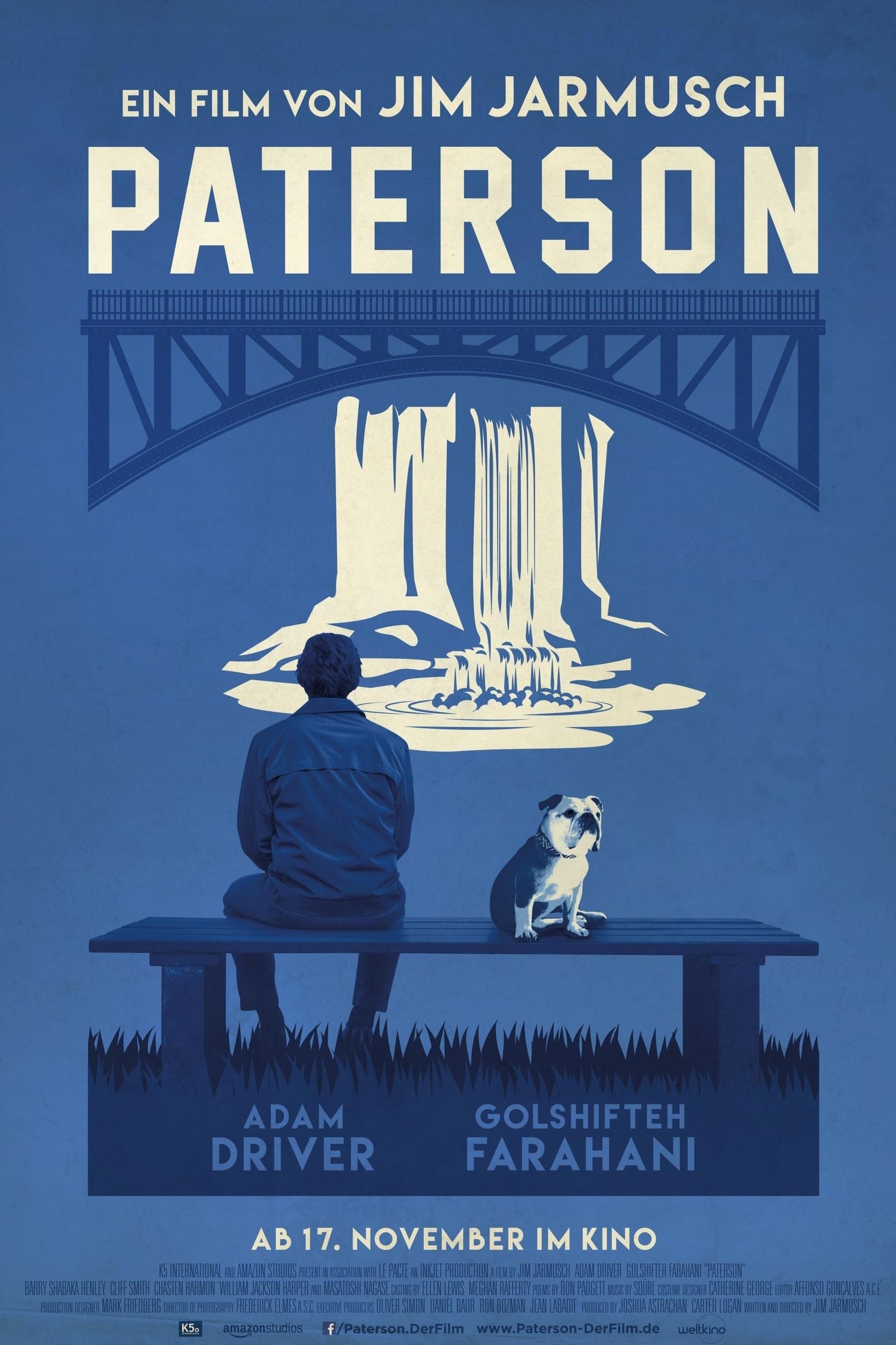El Paterson de Jarmusch en la esencia de lo cotidiano