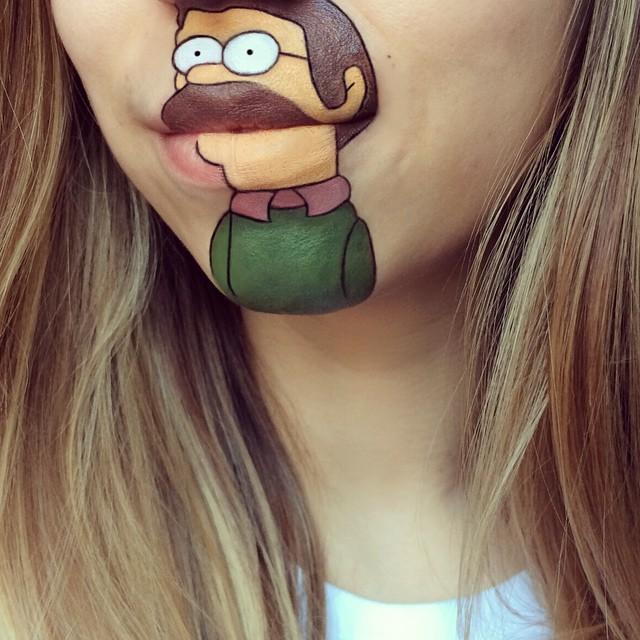 personajes-dibujos-labios-maquillaje-laura-jenkinson (14)