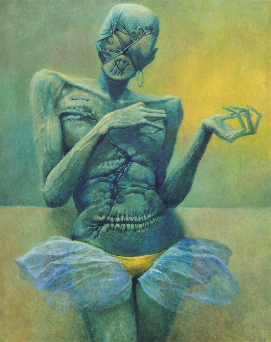 vida-obra-artista-polaco-Zdzislaw-Beksinski (9)