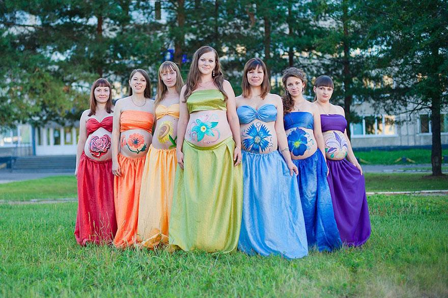 bebes-arco-iris-fotos-embarazadas-puziraduga (2)