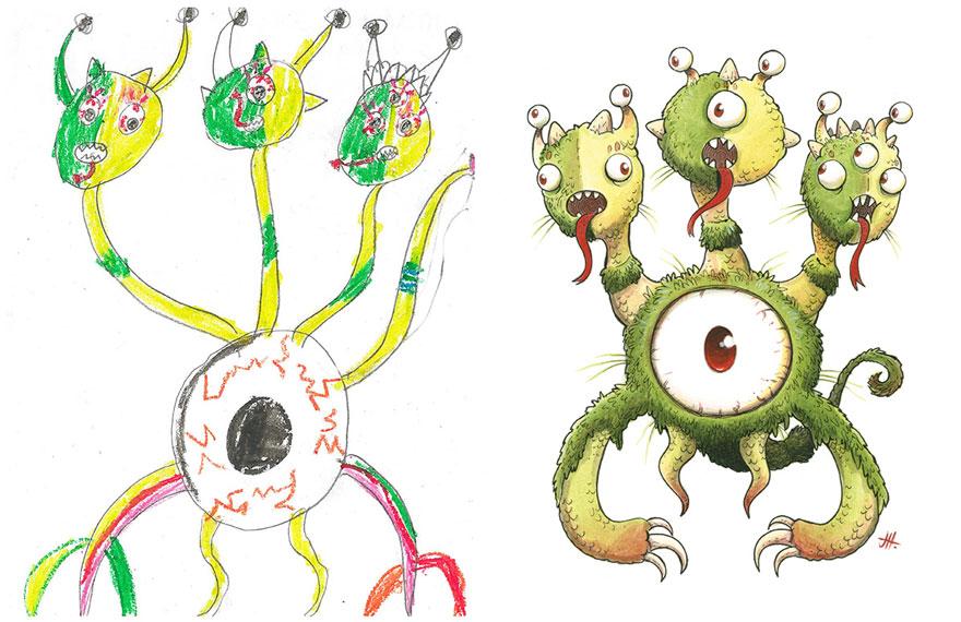 dibujos-infantiles-monstruos-artistas-monster-project (1)