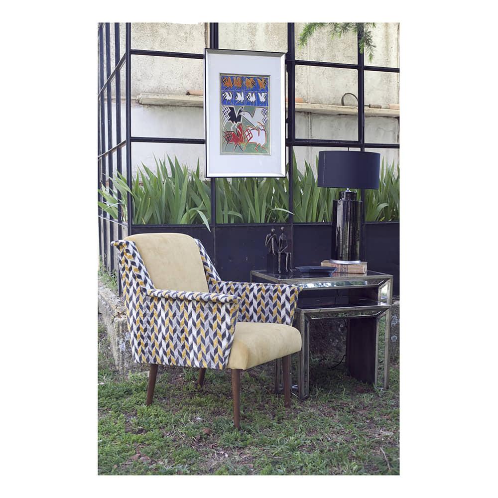 Butaca sixties muebles de dise o borgia conti - Borgia conti muebles ...
