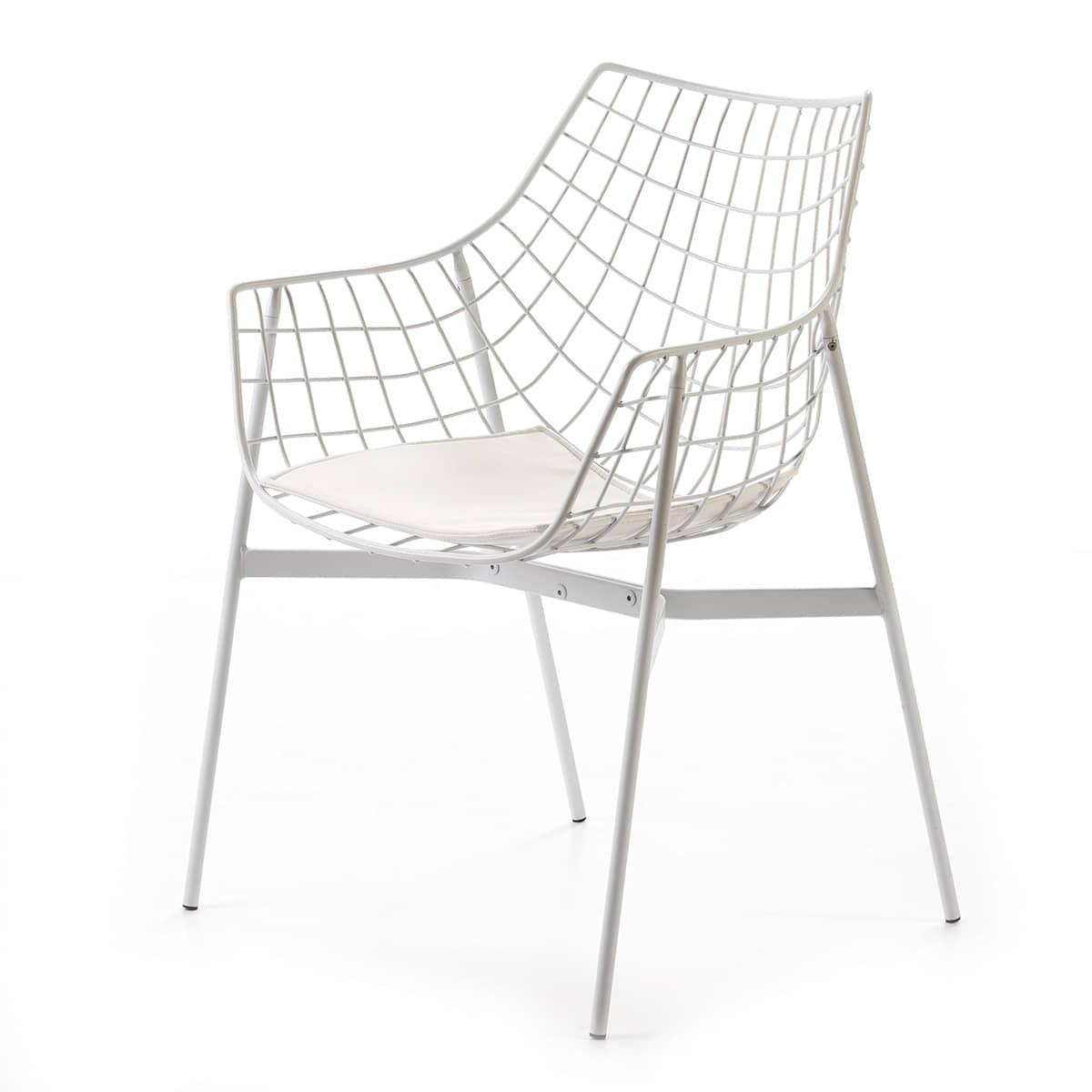 silla-metal-blanco-cómoda-borgiaconti