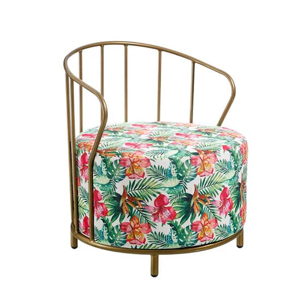 sillon-diseño-estampado-tropical-borgiaconti