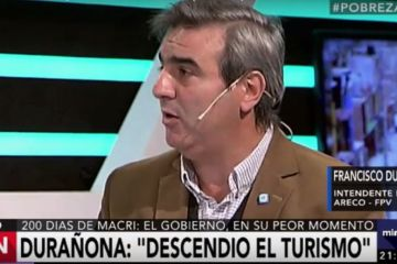 Francisco Durañona en C5N