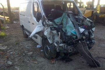 Accidente en RN 8, km 120.