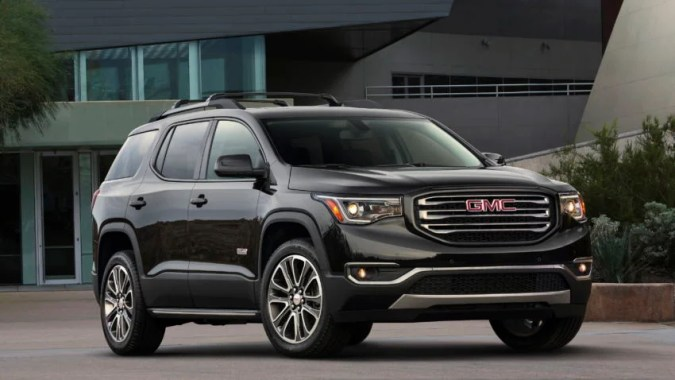 What the experts say about the 2018 GMC Acadia   Boston com