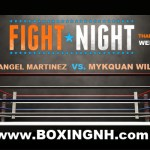 Thanksgiving Eve Boxing Windham NH Castleton November 21 tickets event
