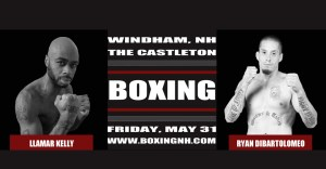 Boxing Windham NH Castleton May 31 Rim Hampton April 12 tickets event