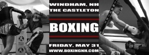 Boxing Windham NH Hampton Castleton Rim May 31 April 12