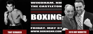 Windham Boxing tickets event May 31