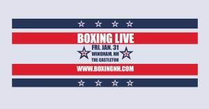Boxing Windham NH January 31 2020 Castleton