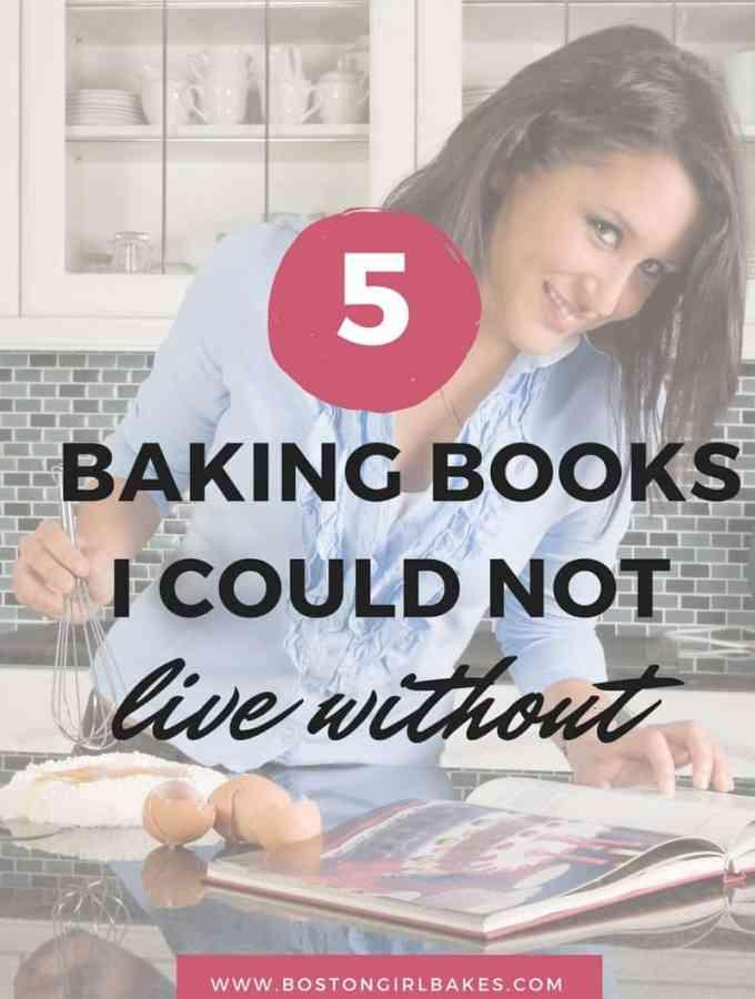 5 Baking Books