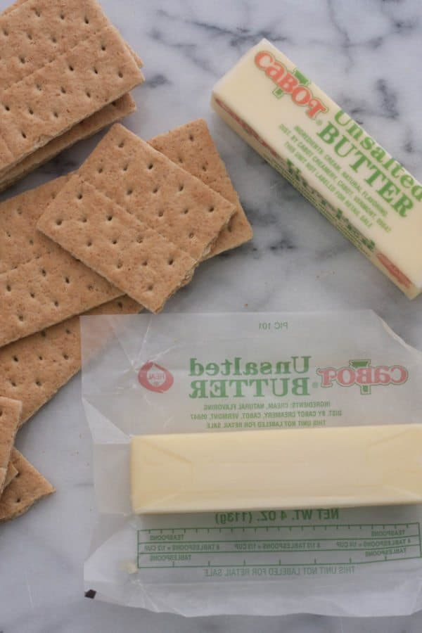 How To Make A Perfect Graham Cracker Crust - Boston Girl Bakes