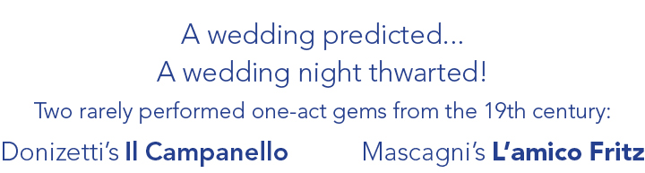 A wedding predicted...