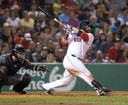 Boston-Red-Sox-Sandy-Leon
