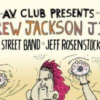 Today in Jeff Rosenstock: Tour with Andrew Jackson Jihad