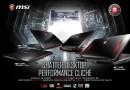 MSI tiene una flota de portátiles con GeForce GTX 10 que corren VR