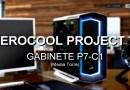 Aerocool anuncia su primer gabinete Project 7: el P7-C1 Media Torre