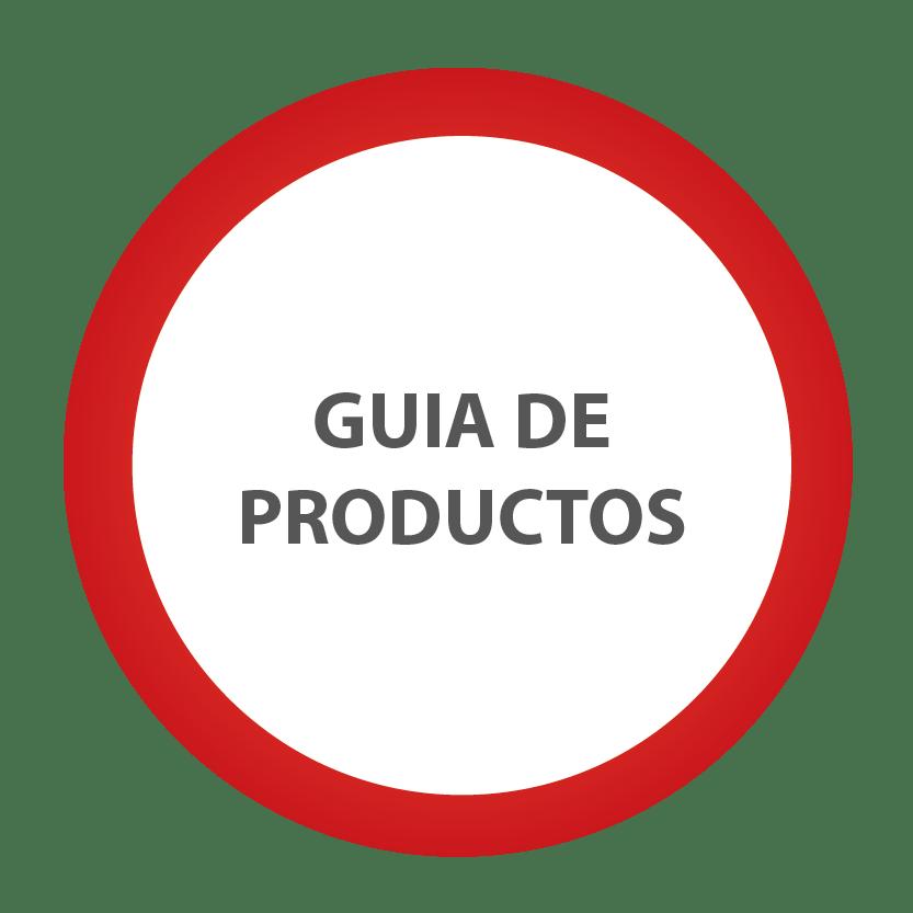 GUÍA DE PRODUCTOS