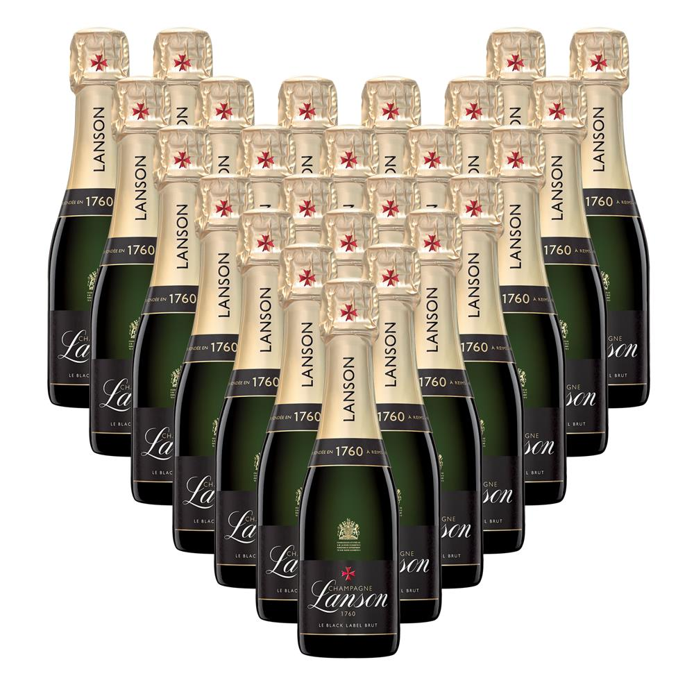 Stunning Mini Lanson Black Label Champagne X Mini Champagne Bottles Bulk Target Mini Champagne Bottles Bulk Near Me Case Mini Lanson Black Label Champagne X Case nice food Mini Champagne Bottles Bulk