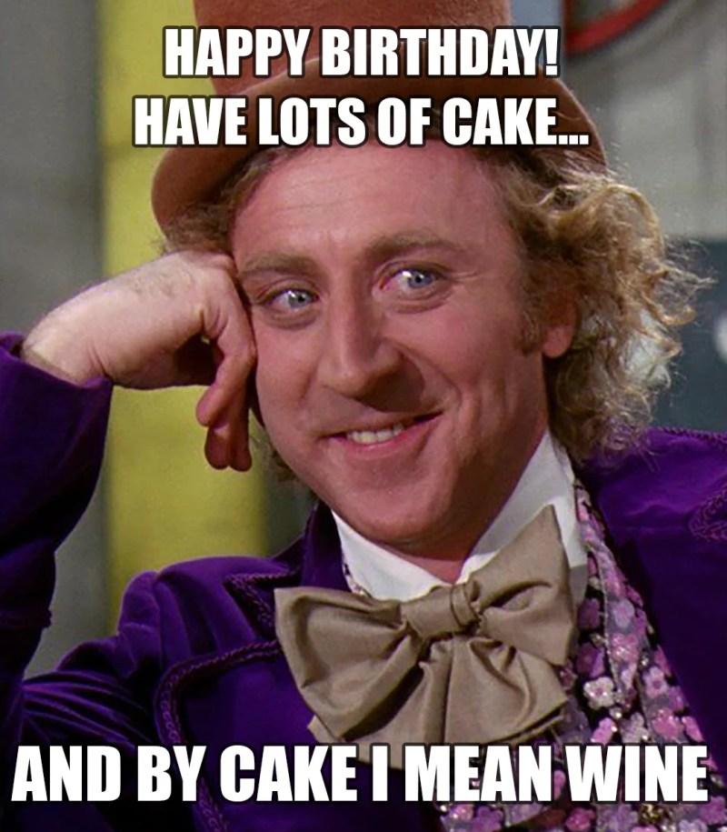 Large Of Happy Birthday Girl Meme