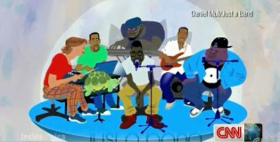 Just A Band on CNN Inside Africa