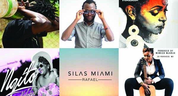 New Music: Andrew Wambua, Johnny Vigeti, Kwame, Gichora, Silas Miami + Kalekye