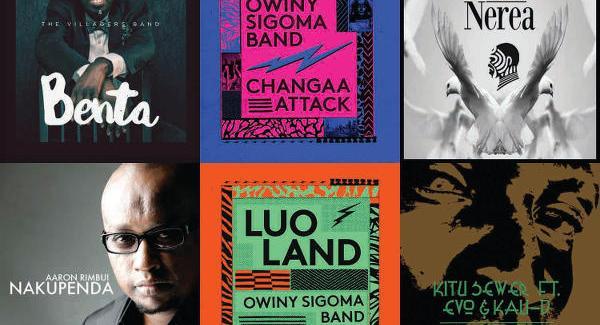 New Music: Owiny Sigoma Band, Chris Adwar, Aaron Rimbui, Kitu Sewer + Sauti Sol