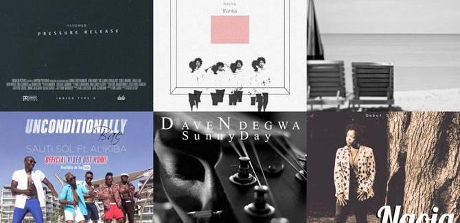 New Music: Dave Ndegwa, EA Wave, Tercy, Manchild, Mars Maasai + Sauti Sol