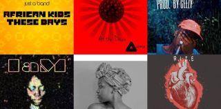New Music: Athieno, Just A Band, Kahvinya, TwennyEights, R.I.Z.E + MANU