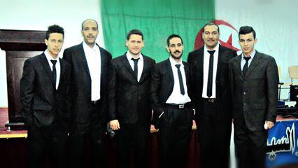 فرقة شمس السلام لمدينة بوسعادة
