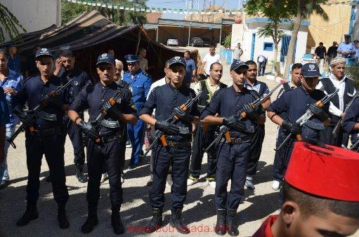 حفل امن دائرة بوسعادة بمناسبة اليوم الوطنى للشرطة .. صور وفيديو