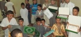 احتفالية اختتام موسم التعليم للاقسام القرانية لمسجد عبد الله بن الزبير ببوسعادة
