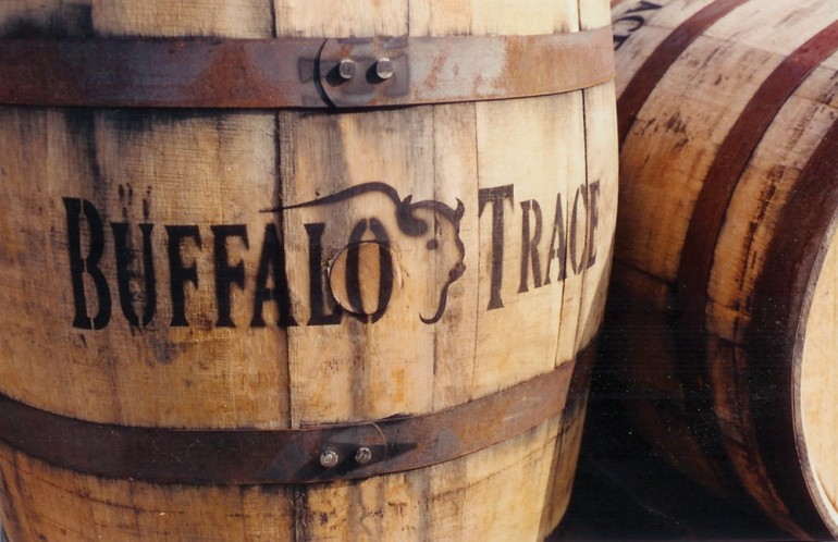 Buffalo Trace Yields More Than 5,000 Barrels of Experimental Bourbon