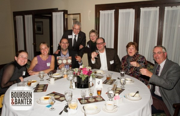 Jefferson's Bourbon Dinner & Tasting