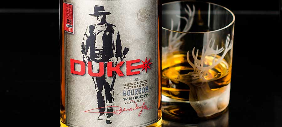 Duke Kentucky Straight Bourbon Header