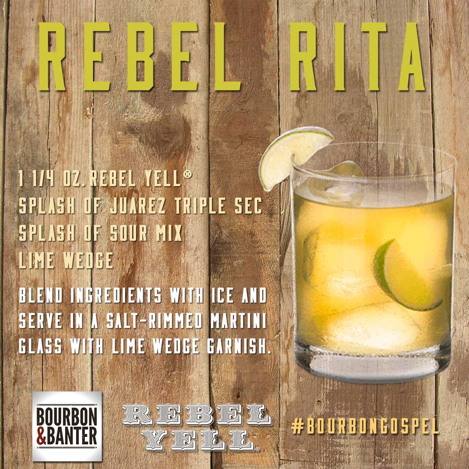 Rebel Rita Cocktail Recipe Photo