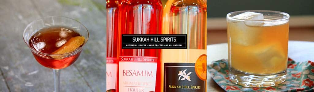 Sukkah Hill Spirits Collage