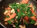 Veggies, cooking