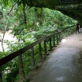 Path at Taroko National Park